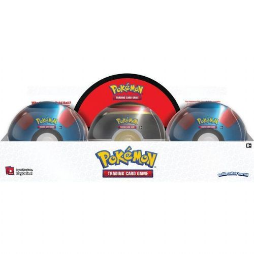 Poke Ball Tin - Pokemon TCG